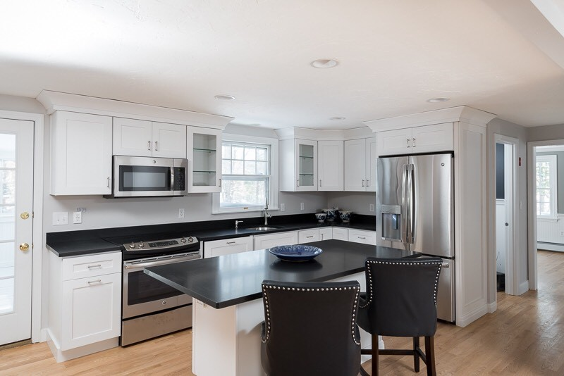 S8 White Shaker Collection J Amp K Cabinets